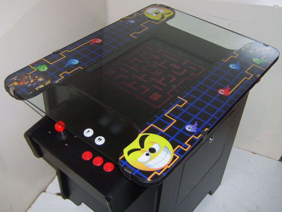 Table Top Arcade Video Game - Freeplay - Brand New